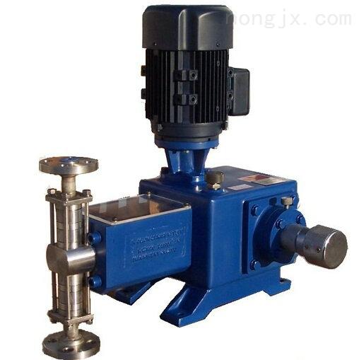 进口柱塞式计量泵