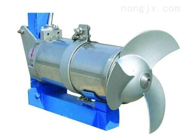 进口潜水搅拌机 进口搅拌潜水机 德国巴赫进口潜水搅拌机