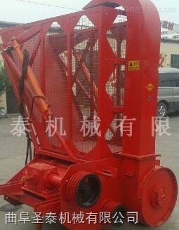 ST-1500-青储收割粉碎机 青储饲料收获机 玉米青储机价格
