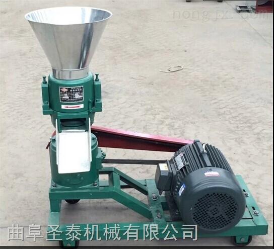 9KL-120-小型饲料制粒机价格 全套猪饲料颗粒机厂家