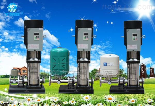 立式不锈钢变频水泵