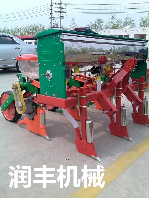 免耕玉米播种机 多功能玉米播种机品牌特价销售