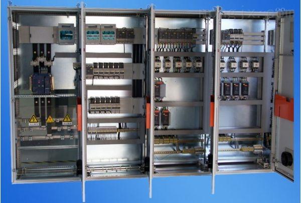 可根据您您的控制要求,批量或单台制作配电柜,根据您的要求从电路设计,电柜内布线(电柜外布线)及需要变频器,PLC,人机控制,从程序设计到配线施工批量成套制作 东莞市精一控自动化电气有限公司是一家专注于工业自动化领域的产品供应商和技术服务商,一直致力于为国内的装备制造业提供自动控制的解决方案和服务方案!