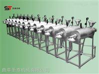 减少设备投资粉条粉丝机 红薯粉条机厂家