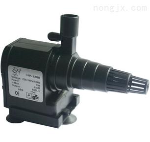 潜水导叶式混流泵产品系列:QHD系列潜水导叶式混流泵