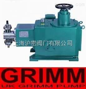 柱塞式计量泵 进口柱塞式计量泵