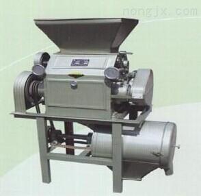 圣嘉新型磨面机图片 家用小型小麦磨粉机价格