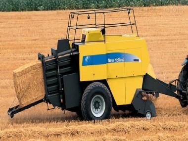 行走式玉米秸稈打捆機 內蒙玉米收割打捆機
