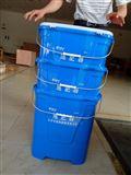 背负式手动施肥撒器扬↑肥器/施肥机播种机