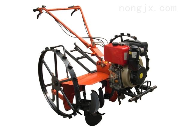 果園自走式多功能微耕機