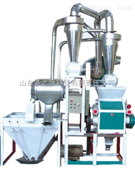 食品机械设备家用五谷杂粮磨粉机家用小型磨粉机选圣之源牌开家庭工厂容易