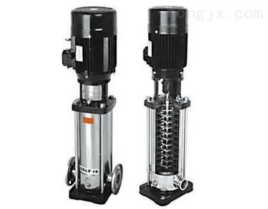 qdlf-不锈钢轻型多级管道离心水泵