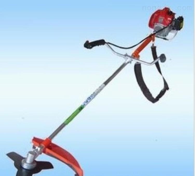 山东圣嘉小型割草机低价批发 家用除草机 草坪割灌机报价