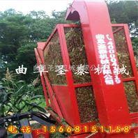 青储秸秆粉碎回收机 全株玉米秸秆收获机小型