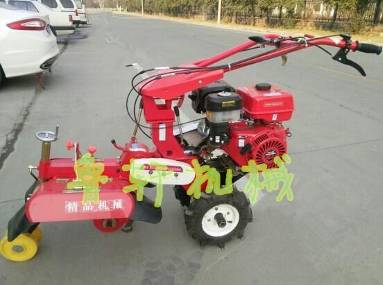 汽油田園管理機設備,蘋果樹施肥開溝機,廠家