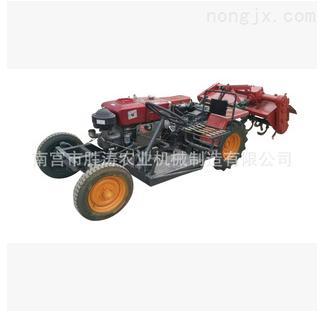 厂家批发柴油小型微耕机 汽油施肥播种除草机及配件 耘锄机