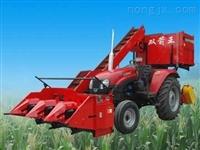 双箭王4YX-3背负式玉米收割机