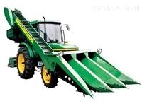 天津天拖铁牛4YD-3背负式玉米收割机