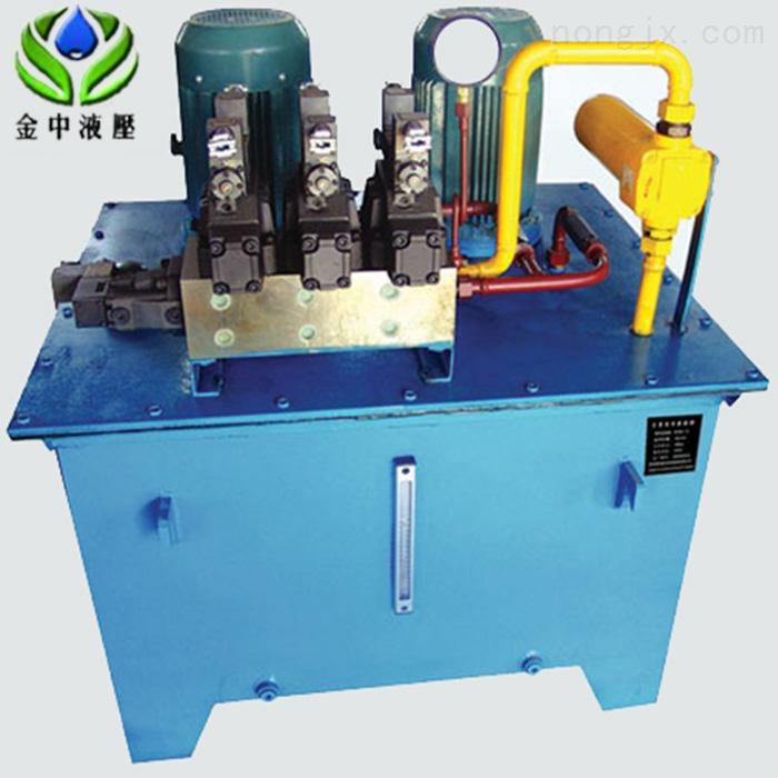 非标液压系统-配套液压系统设计 手动叉车液压系统 长沙液压泵站制造商