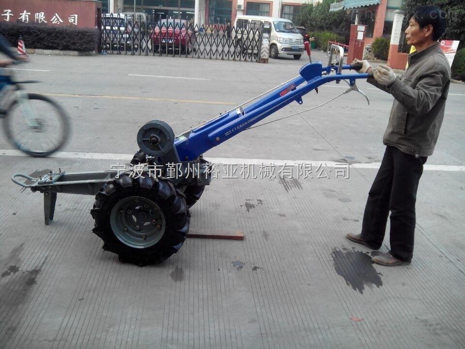 15马力手扶东风型拖拉机底盘
