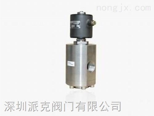 进口气体高温电磁阀(德国)  进口高温气体电磁阀品牌,参数