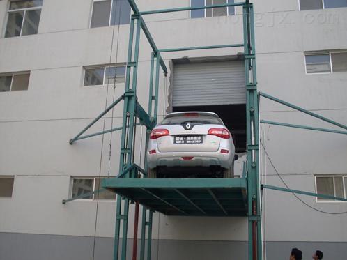 導軌式升降機-南京導軌鏈條式升降機也叫做貨物提升機廠家