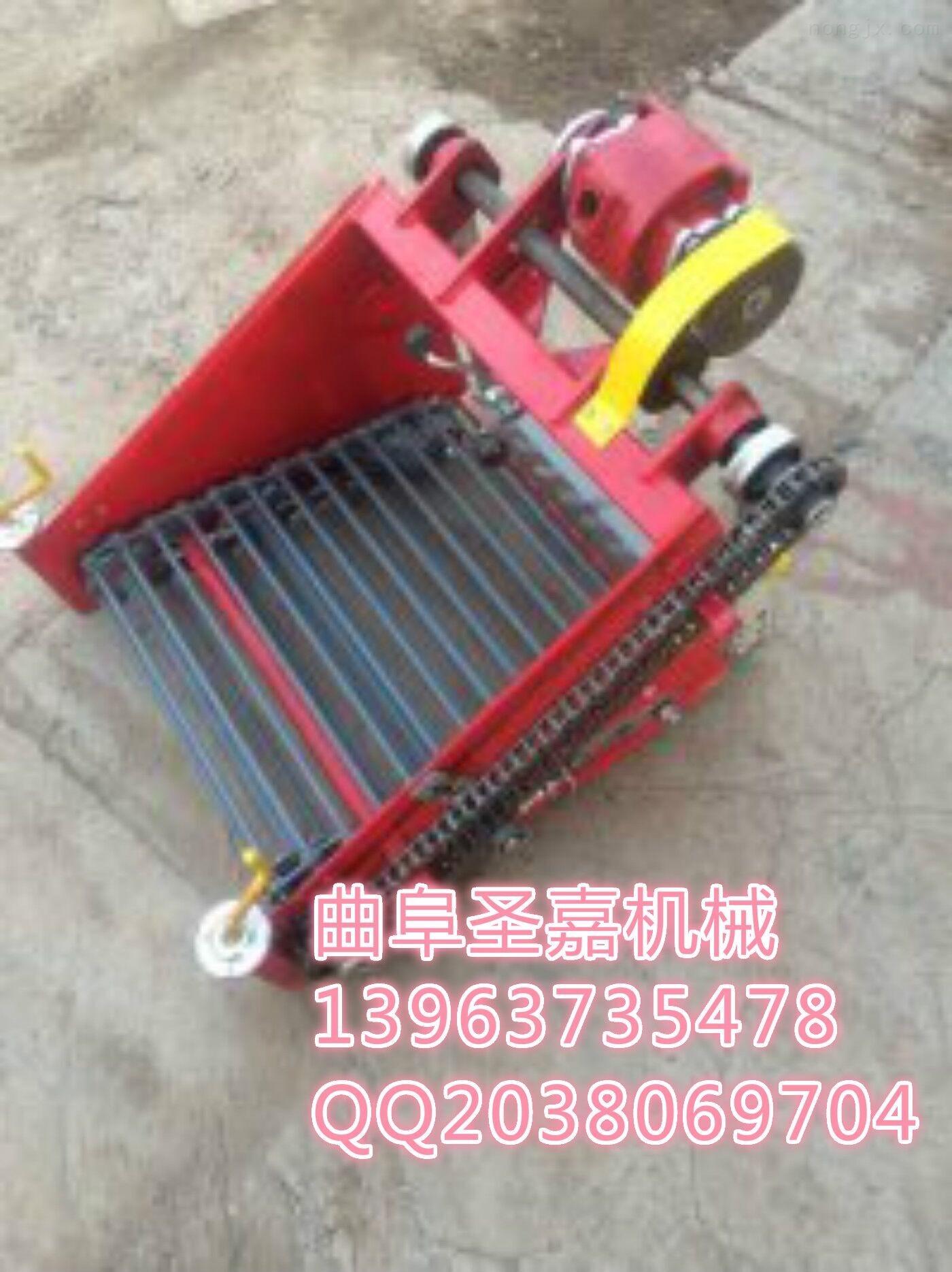 齐全-陕西优质红薯挖掘机型号 小四轮带的薯类收获机厂家