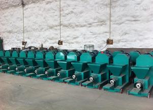 竹炭粉制棒机 竹炭粉煤棒机 碳粉成型机 木炭粉成型机