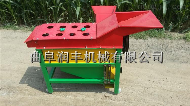 中小型玉米脱粒机 电动玉米剥皮脱粒机厂家
