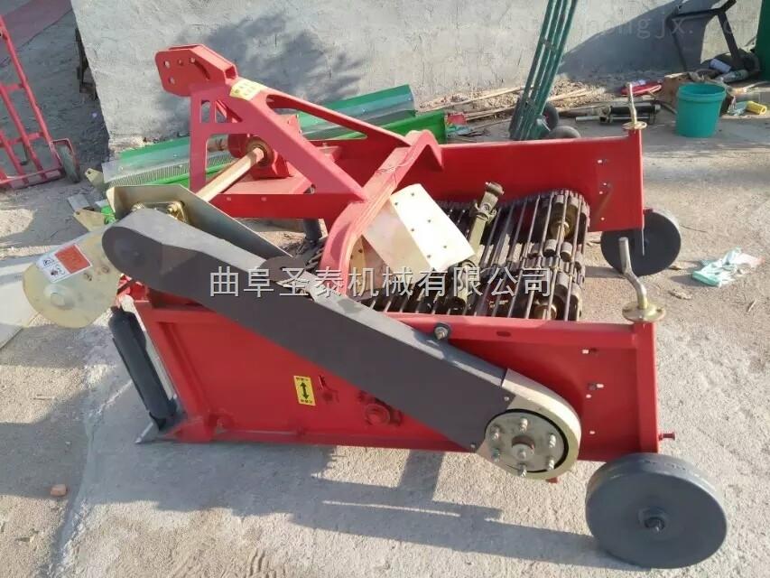 薯类收获机 生产红薯收获机械