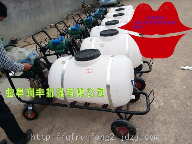 光山县质保小型喷药机 拉管喷雾器价格