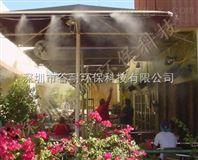 高邑县轮胎厂喷雾加湿装置