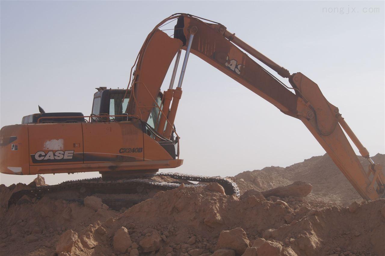 大宇挖掘机大臂-小臂-中臂油缸总成DH360-DH450