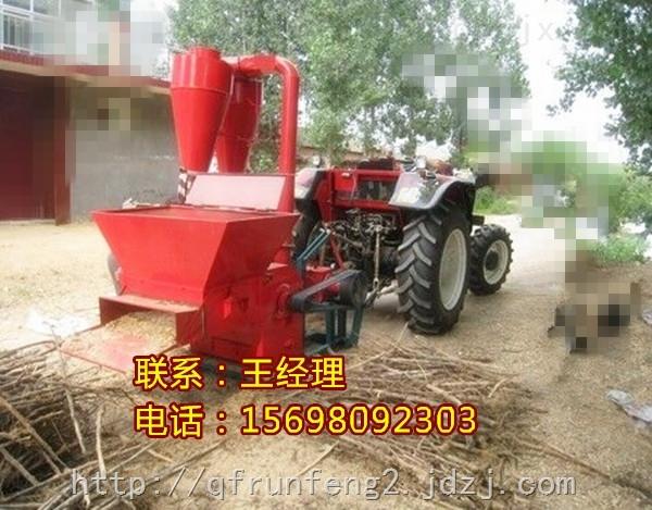 高喷铡草机 水稻秸秆粉碎机