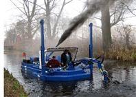水底吸尘器|景观池池底吸污机销售公司|水下清淤机询价