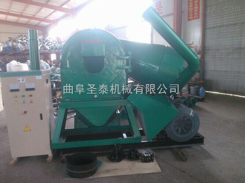9FFC-230-齿式粉碎机生产厂家 立式风机卸料齿爪式破碎机