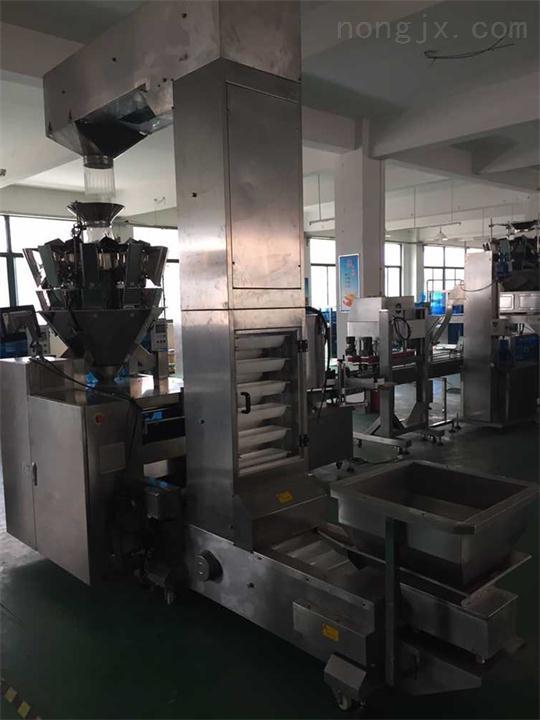 XPl-C-坚果装袋包装机 上海坚果自动称重包装机