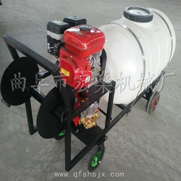 高壓汽油噴霧器 農藥噴藥機 手推式噴霧機