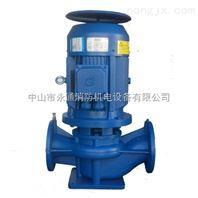 GD型立式管道泵,单级单吸管道泵GD125-20AZ