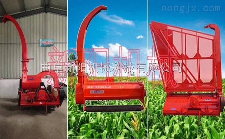 xy型号-秸秆回收机 玉米秸秆粉碎收获机