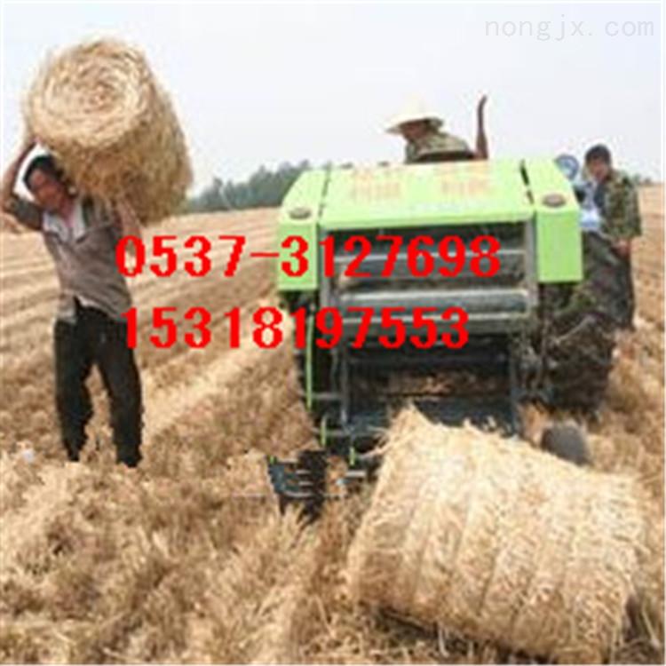 KM650-P-自走式玉米秸秆打捆机详情介绍 稻草打捆机使用说明y2