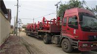 收放线拖车 大吨位电缆拖车大轮