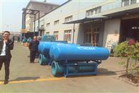 浮筒式河道水库漂浮式轴流泵