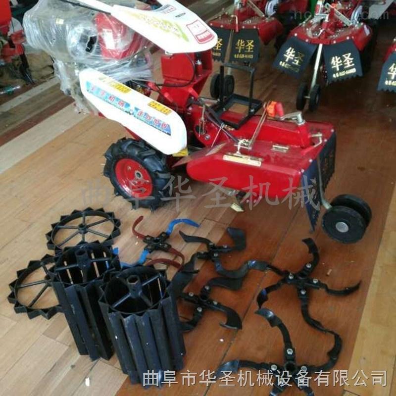 小型轮式开沟机 故障低大葱培土机