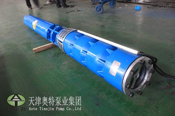 250QJ-灌溉机井抽水QJ潜水泵_每小时50至200吨流量井用水泵