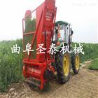 ST1500全自动玉米秸秆青储回收机