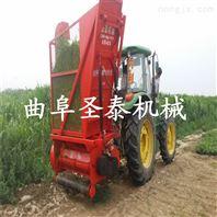 玉米秸秆收割粉碎机