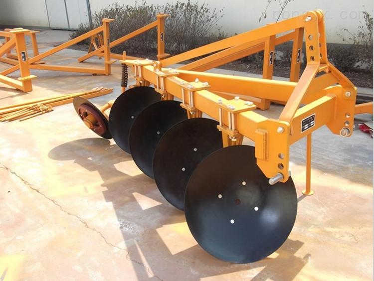 辰阳牌圆盘犁 拖拉机悬挂接圆盘犁26英寸犁片单向圆盘犁