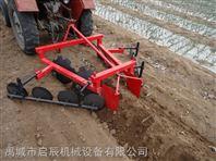 厂家直销20-40马力拖拉机带的专用起垄机、扶垄器、打埂机