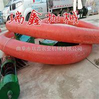 小麦玉米新款软管吸粮机 车载式小型输送机图片